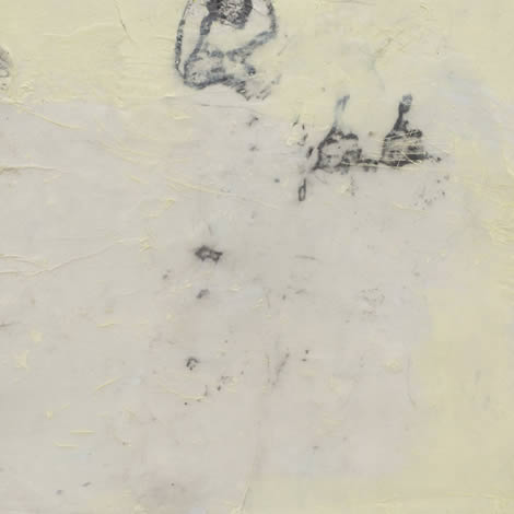 Andrea Rozorea - Galerie: Zeichnung unter Wachs