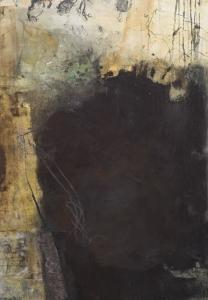 Über die Fröhlichkeit II 100 x 70 cm Leinwand