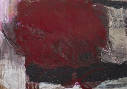 Rouge I 100x140 cm Pappwabenplatte