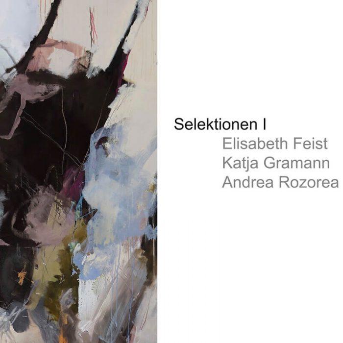 Eröffnung der Ausstellung Selektionen I