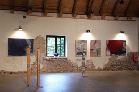 Ausstellung Dreisicht in Gauting