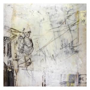 Andrea Rozorea - Galerie: Zeichnung unter Wachs - Ein Wagnis eingehen